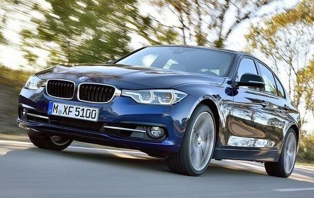 BMW відкликає з Китаю понад три тисячі автомобілів