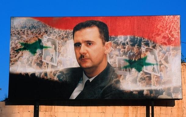 G7 виступила за відставку Башара Асада
