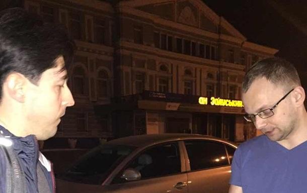 ГПУ показала, як повідомляли про підозру Каську