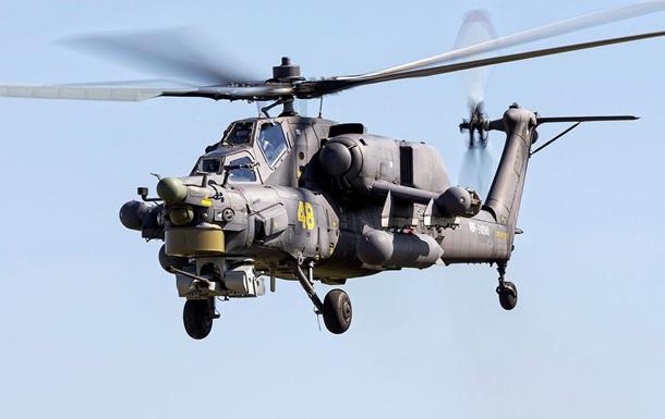 У Сирії зазнав аварії російський вертоліт
