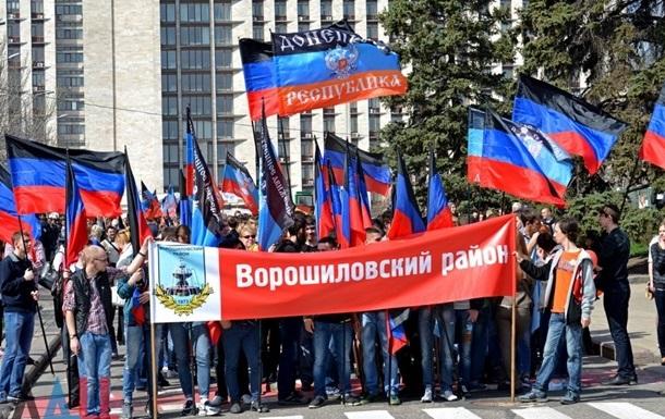 Лояльний до ДНР журналіст Шарій посварився з владою  республіки