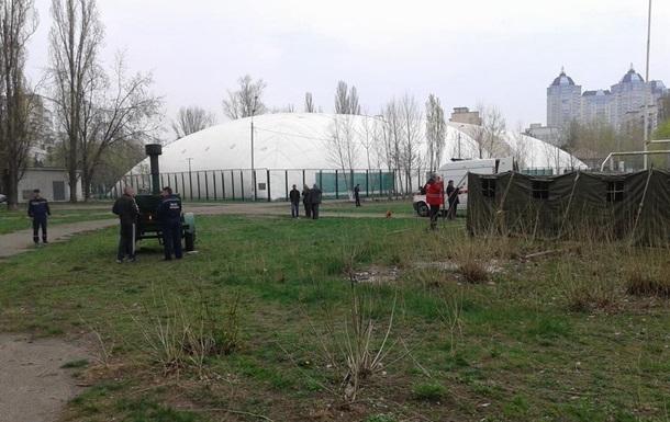 ЧП в Киеве: без газа осталось более 80 домов