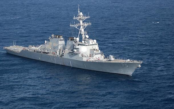 ВМС США звинуватили російську авіацію в провокаціях