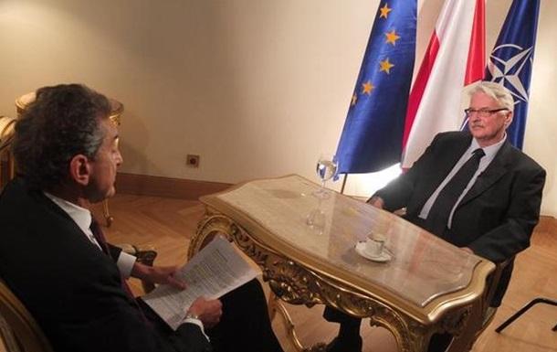 Глава МИД Польши просит защитить его страну от России