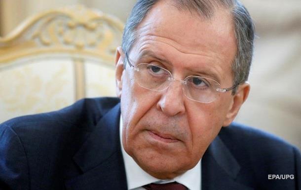 Лавров: ЕС сокращает диалог с Россией по Донбассу