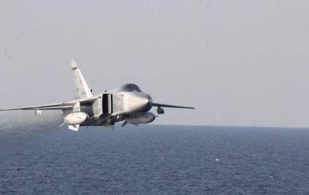 Москва здивована реакцією США на політ Су-24