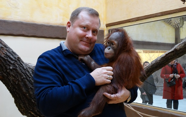 Рай для животных. Репортаж из частного зоопарка под Киевом