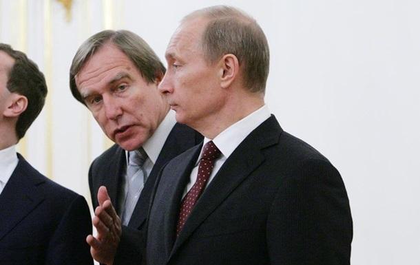 Офшоры Путина