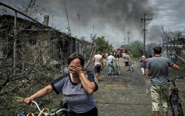 Украина, апрель 2014. А завтра была война…