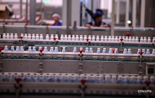 Экспорт молочной продукции обвалился наполовину