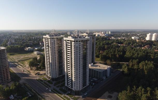 Бровары – лидер предпочтений покупателей недвижимости на Киевщине
