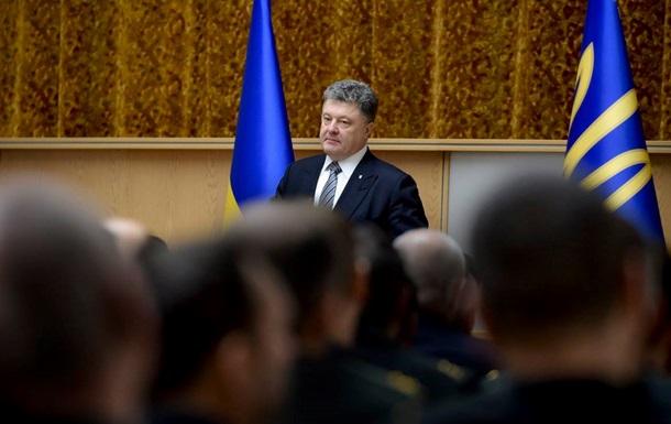 Порошенко заявил о 205 погибших бойцах