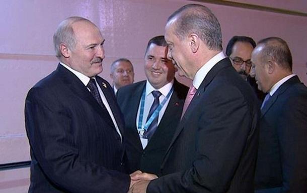 Лукашенко їздив до Туреччини в пошуках нових ринків