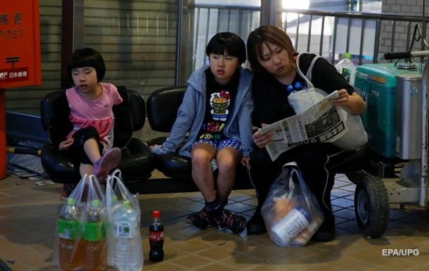 Второе землетрясение в Японии унесло жизни 11 человек