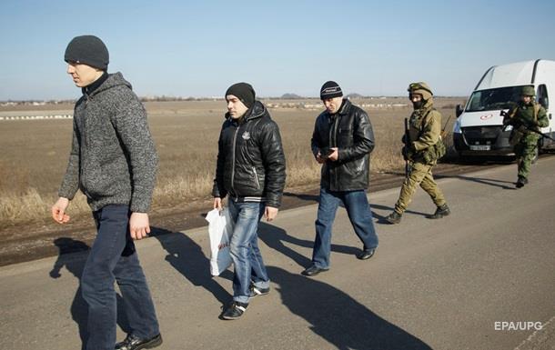 ДНР предлагает обмен пленными по схеме  25 на 50