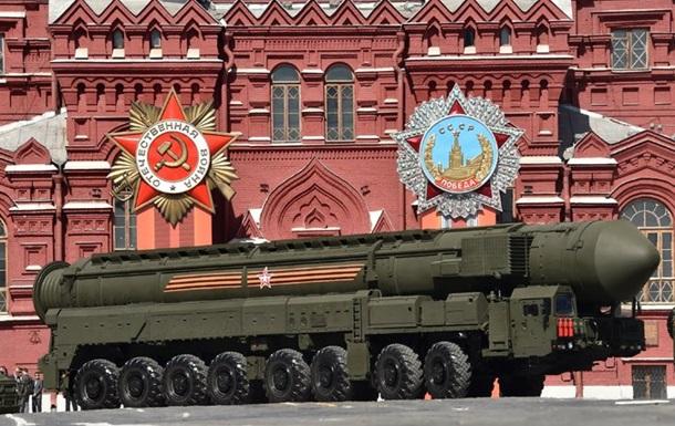 США, РФ і Китаю пророкують перегони з озброєнь