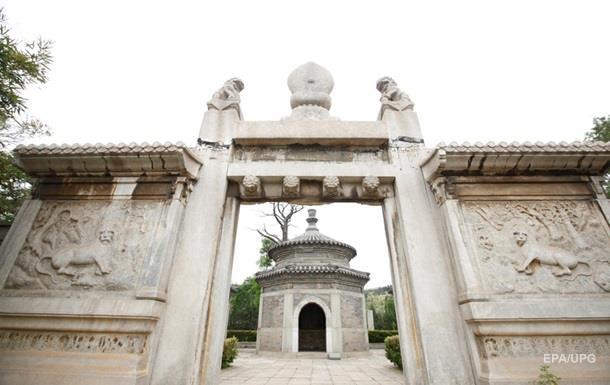 В Китае нашли гробницы возрастом 4,5 тысячи лет