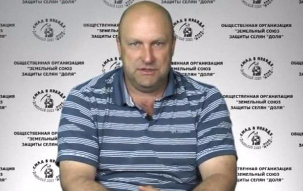 Затримано другого підозрюваного у вбивстві мера Старобільська