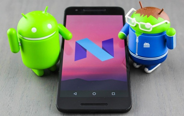 В Android N появится аналог 3D Touch от Apple