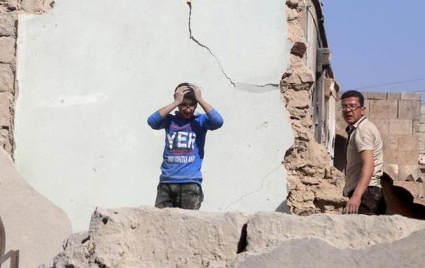 Сирійська опозиція заявляє про повернення до зброї