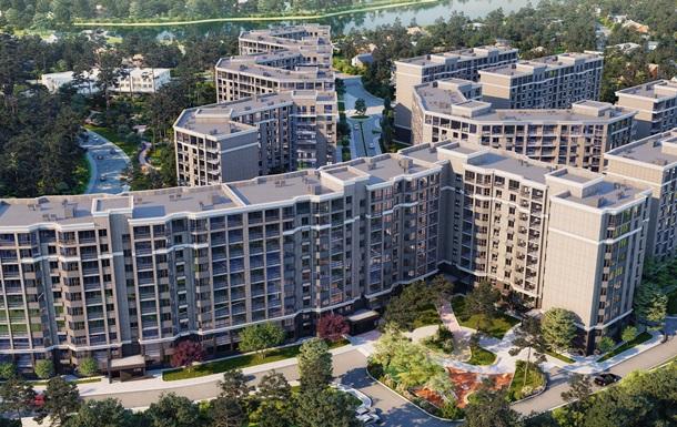 Стартовали продажи нового жилого комплекса «Echo park»