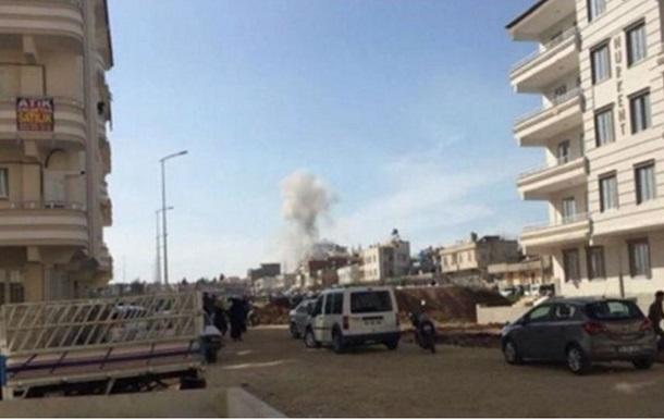 Туреччину обстріляли з території Сирії