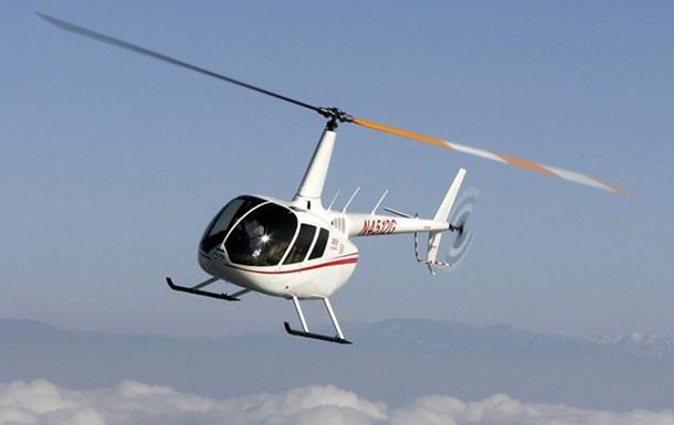 В России разбился вертолет, трое погибших