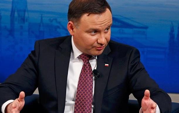 Президент Польщі: Росія випробовує НАТО
