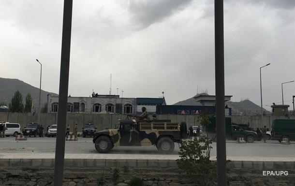 Теракт в Кабулі: близько 30 загиблих