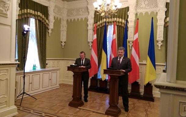 Порошенко заявив, що домовився стосовно Савченко