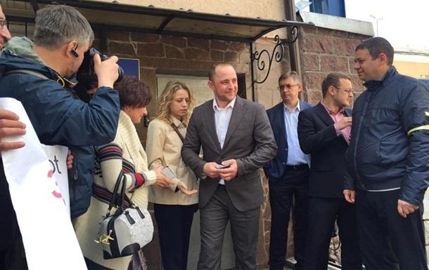 НАБУ хочет взять себе дело мэра Вышгорода