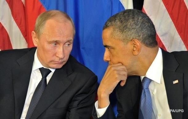 Обама рассказал о беседе с Путиным
