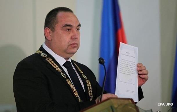 Глава ЛНР переносить місцеві вибори на 24 липня
