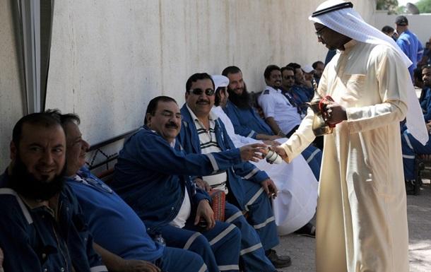 У Кувейті завершився страйк нафтовиків