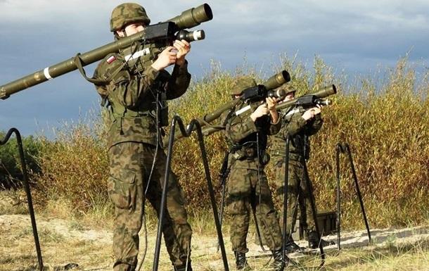 Польща збільшує чисельність армії