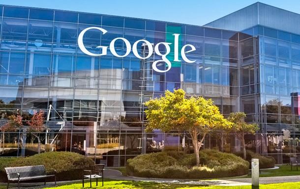 Google визнав сайт Google.com почасти небезпечним