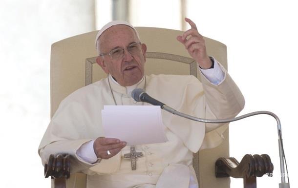 Папа Римский помолился за жертв Чернобыльской аварии