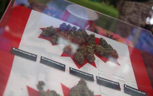 В Канаде хотят легализовать марихуану