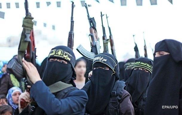 ІД стратила 250 жінок в Іраку - ЗМІ