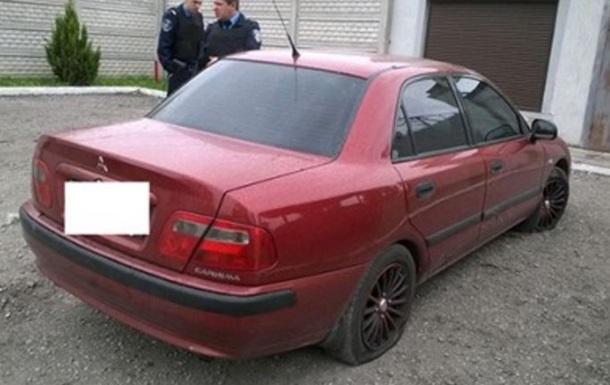 В Днепропетровске расстреляли двух человек