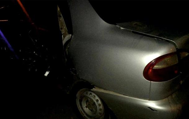 На Львівщині п яний на Volkswagen покалічив п ятьох людей