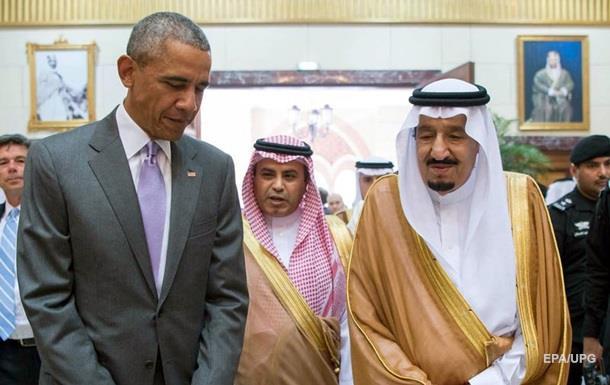 Эр-Рияд оказал Обаме холодный прием - СМИ