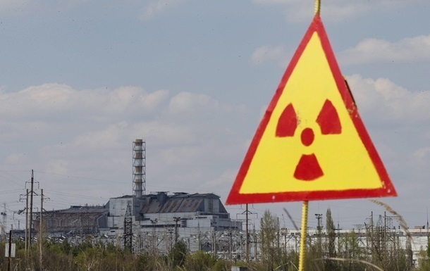 США строят в Чернобыле хранилище ядерных отходов