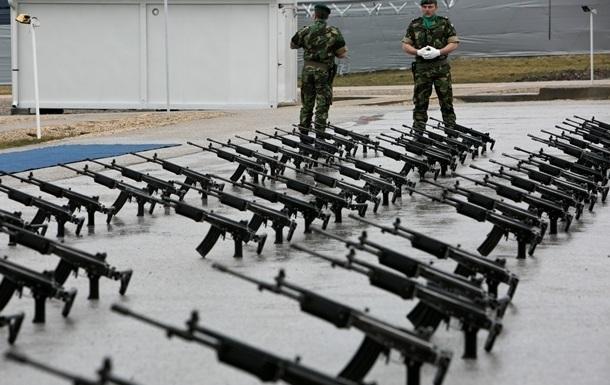Міноборони: Поставка зброї від Заходу неможлива