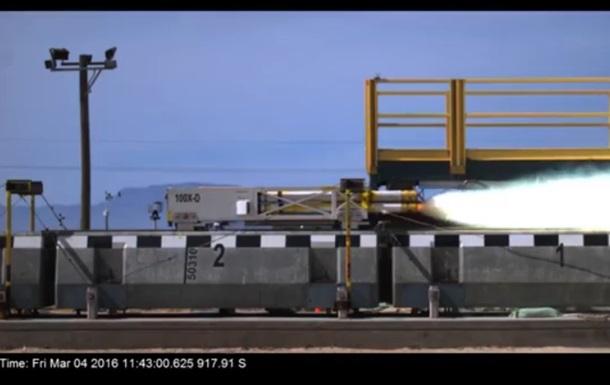 ВВС США испытали самый быстрый поезд в мире