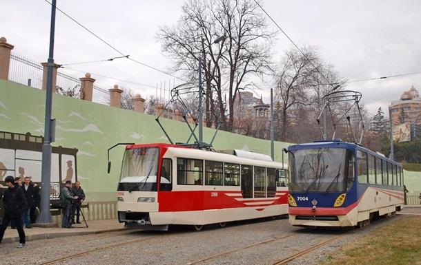 Одесситам презентовали проект скоростного трамвая