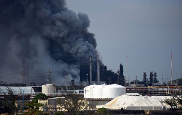 Выросло число жертв взрыва на заводе в Мексике
