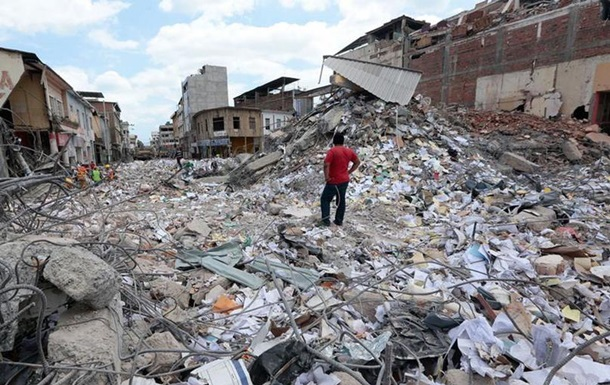 В Еквадорі стався новий потужний землетрус