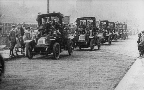 Колеса войны. Первая мировая привела к расцвету мировых автобрендов