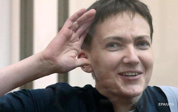 Савченко обміняють на спецназівців у травні - ЗМІ